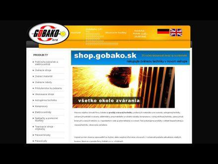 www.gobako.sk