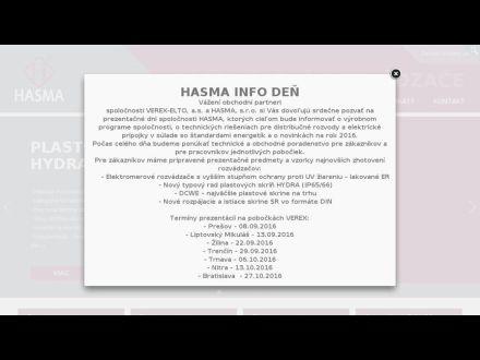 www.hasma.sk