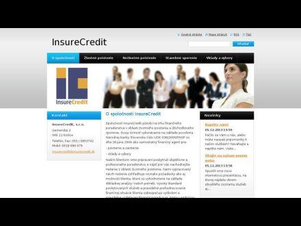 www.insurecredit.sk
