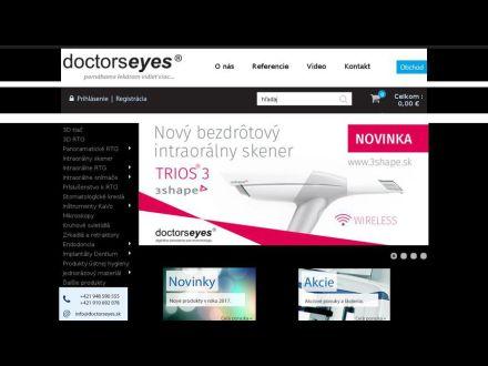 www.doctorseyes.sk
