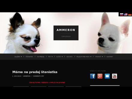 www.ammeron.sk