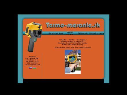 www.termo-meranie.sk