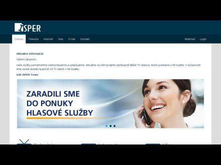 www.isper.sk