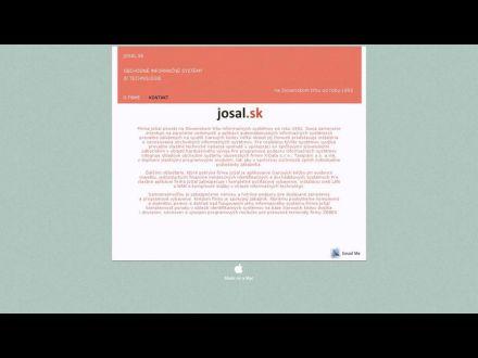 www.josal.sk