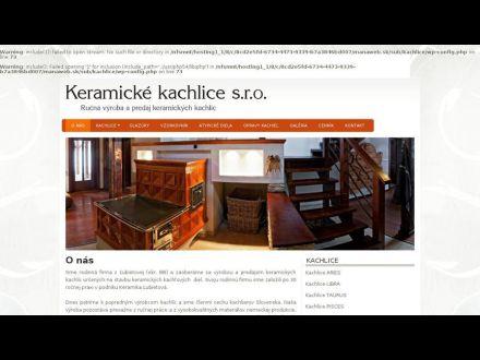 www.kachlice.sk