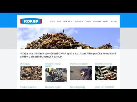 www.kofap.sk