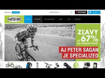 www.kaktusbike.sk