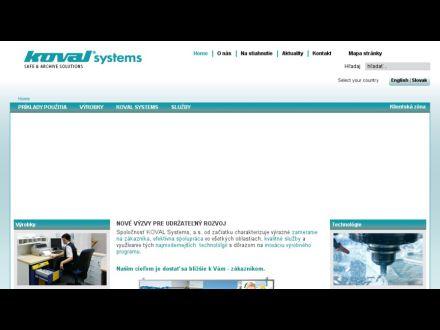 www.kovalsystems.com