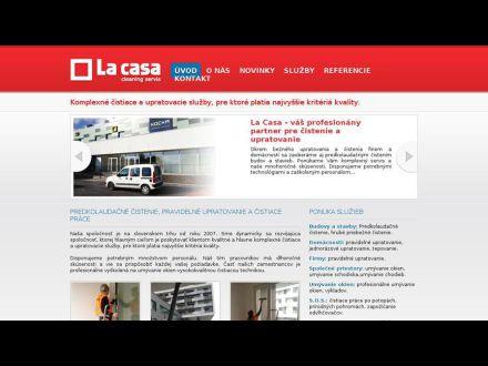 www.lacasasro.sk