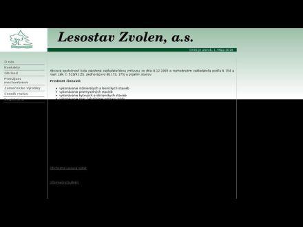 www.lesostav.sk