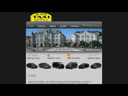 www.levice-taxi.sk