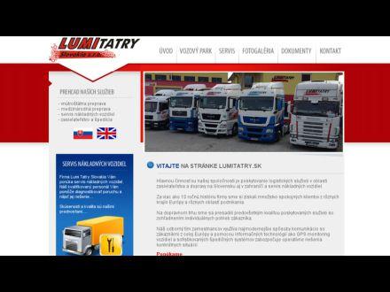 www.lumitatry.sk