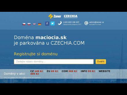 www.pragon.cz