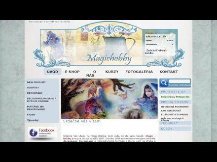 www.magichobby.sk
