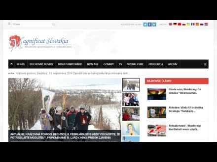 www.magnificat.sk