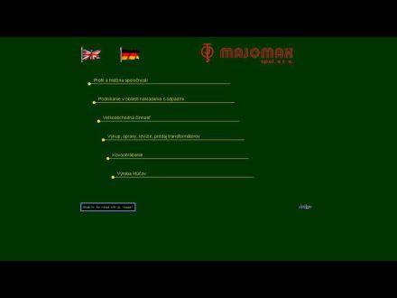 www.majomax.sk