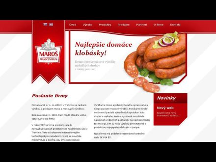 www.marosmaso.sk