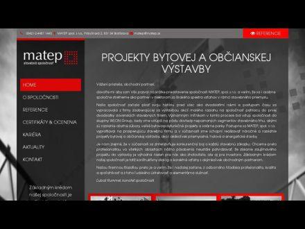 www.matep.sk