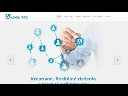 www.axonpro.sk