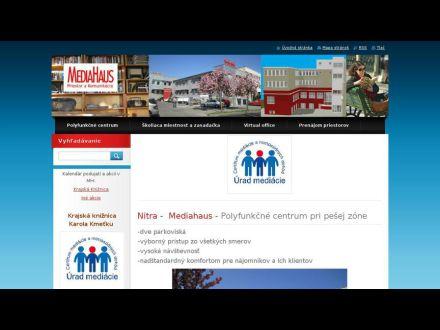 www.mediahaus.sk