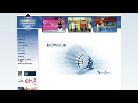 www.badmintontrencin.sk