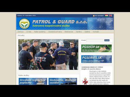 www.patrolguard.sk