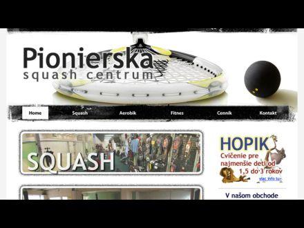www.squashcentrum.sk