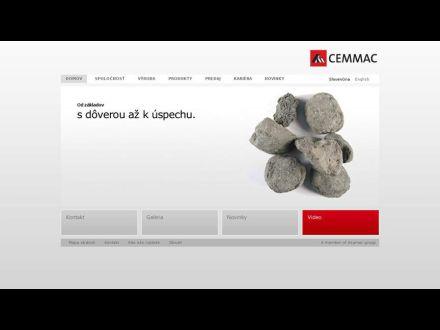 www.cemmac.sk