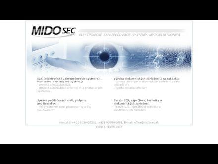www.midosec.sk