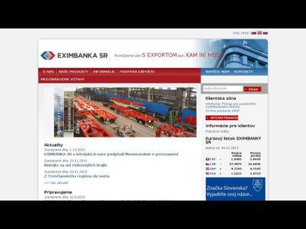 www.eximbanka.sk