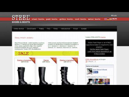 www.steel-boots.com