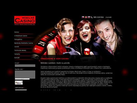 www.mobilnecasino.sk