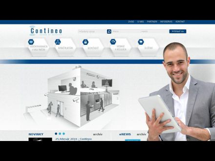 www.contineo.sk