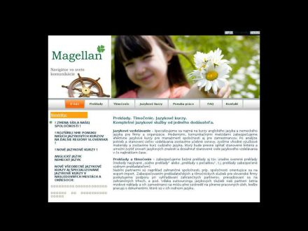 www.magellan.sk