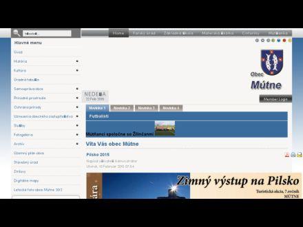 www.mutne.sk