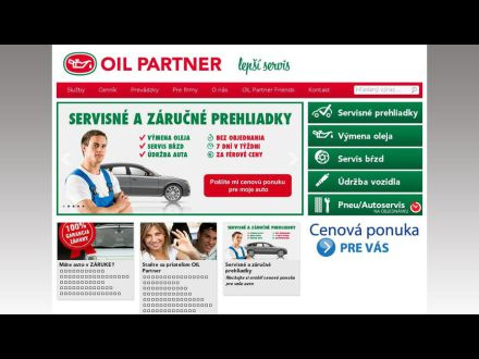 www.oilpartner.sk