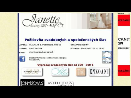 www.svadobka.szm.sk