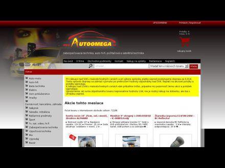 www.autoomega.sk