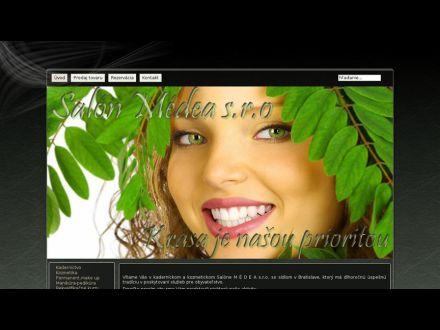 www.salonmedea.sk