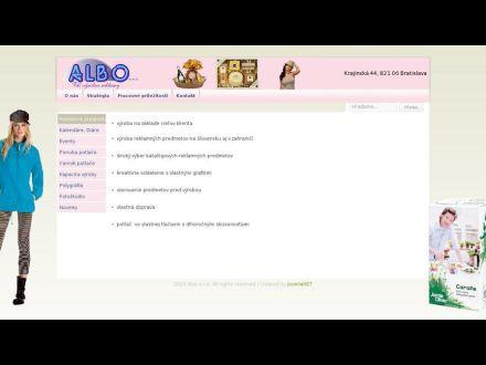 www.albo.sk