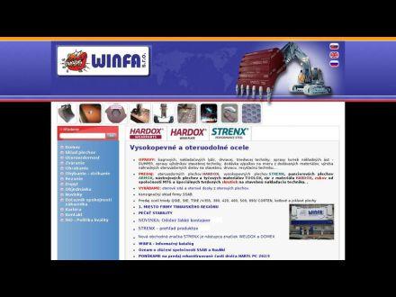 www.winfa.sk