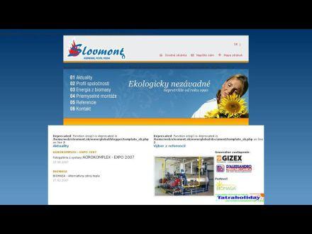 www.slovmont.sk