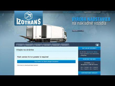 www.izotrans.sk