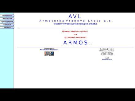 www.armos.sk