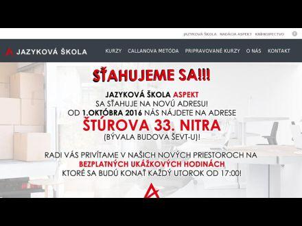 www.aspektnd.sk