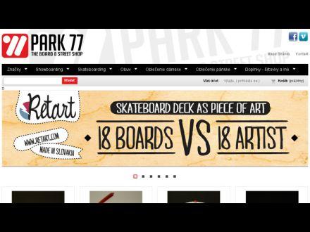 www.park77.sk
