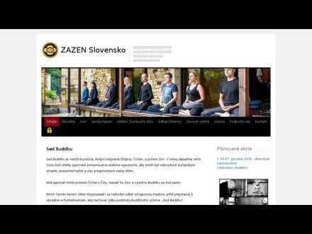 www.zazen.sk
