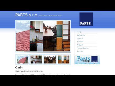 www.parts.sk