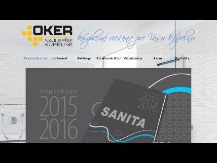www.oker.sk