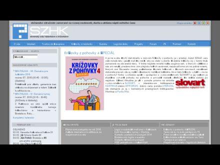 www.szhk.sk